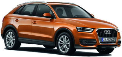 Pr�sentation de l'Audi Q3 officielle